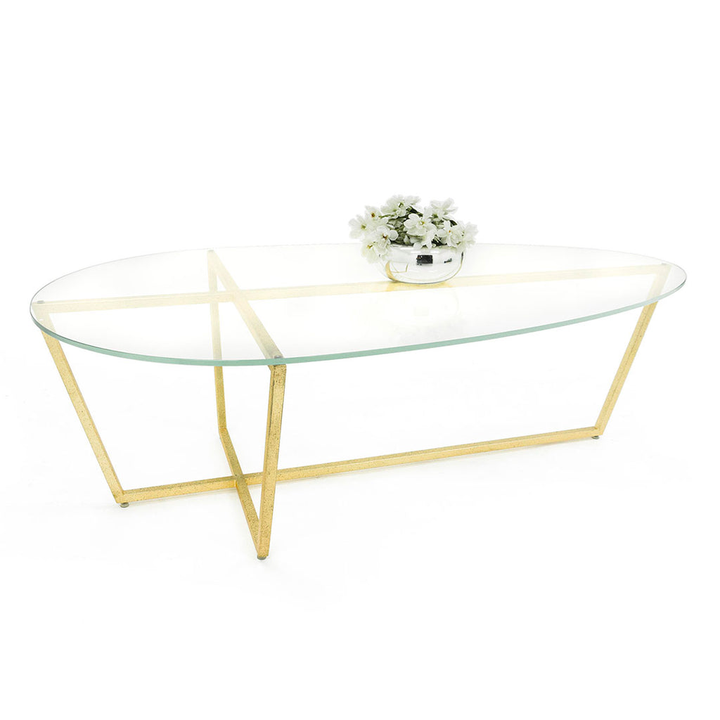 Mesa de Centro Drop - Extraclear & Gold