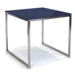 Mesa Lateral Kubus - Solid Royal Blue