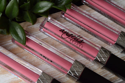Hydrating Lipgloss - Rosy Rose