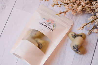 Organic Lotion Bars