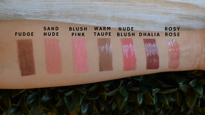 Hydrating Lipgloss - Sand Nude
