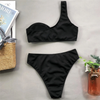 Kate Asymmetric Bikini Set