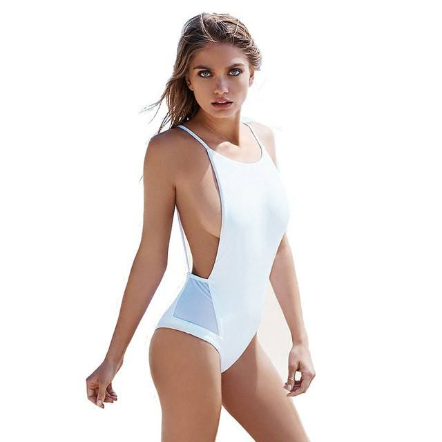 Bikini N' Waves: One Piece Swimsuit - Trendsetting Sexy Swimsuit