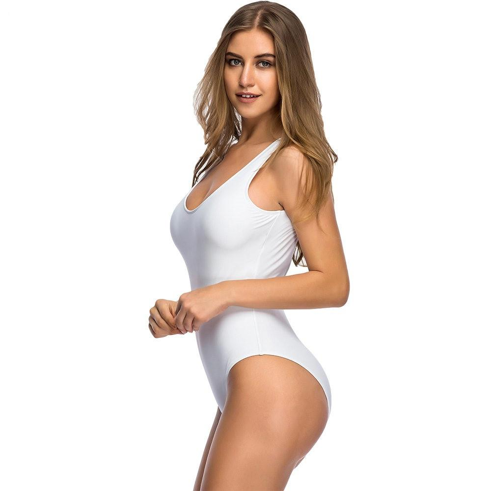 Bikini N' Waves: One Piece Swimsuit - Chic Slimming Swimsuit