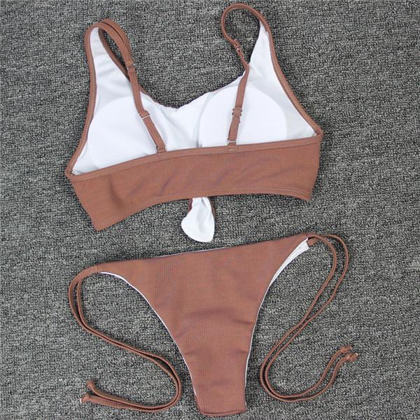 Bikini N' Waves: Bikini Set - Florida Boutique Scoop Bikini Set