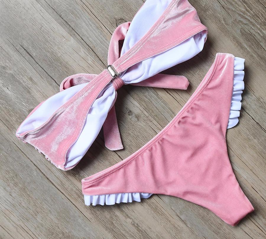 Salema Velvet Dream Bikini Set