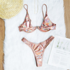 Bahamas Luxe Underwired Bikini Set