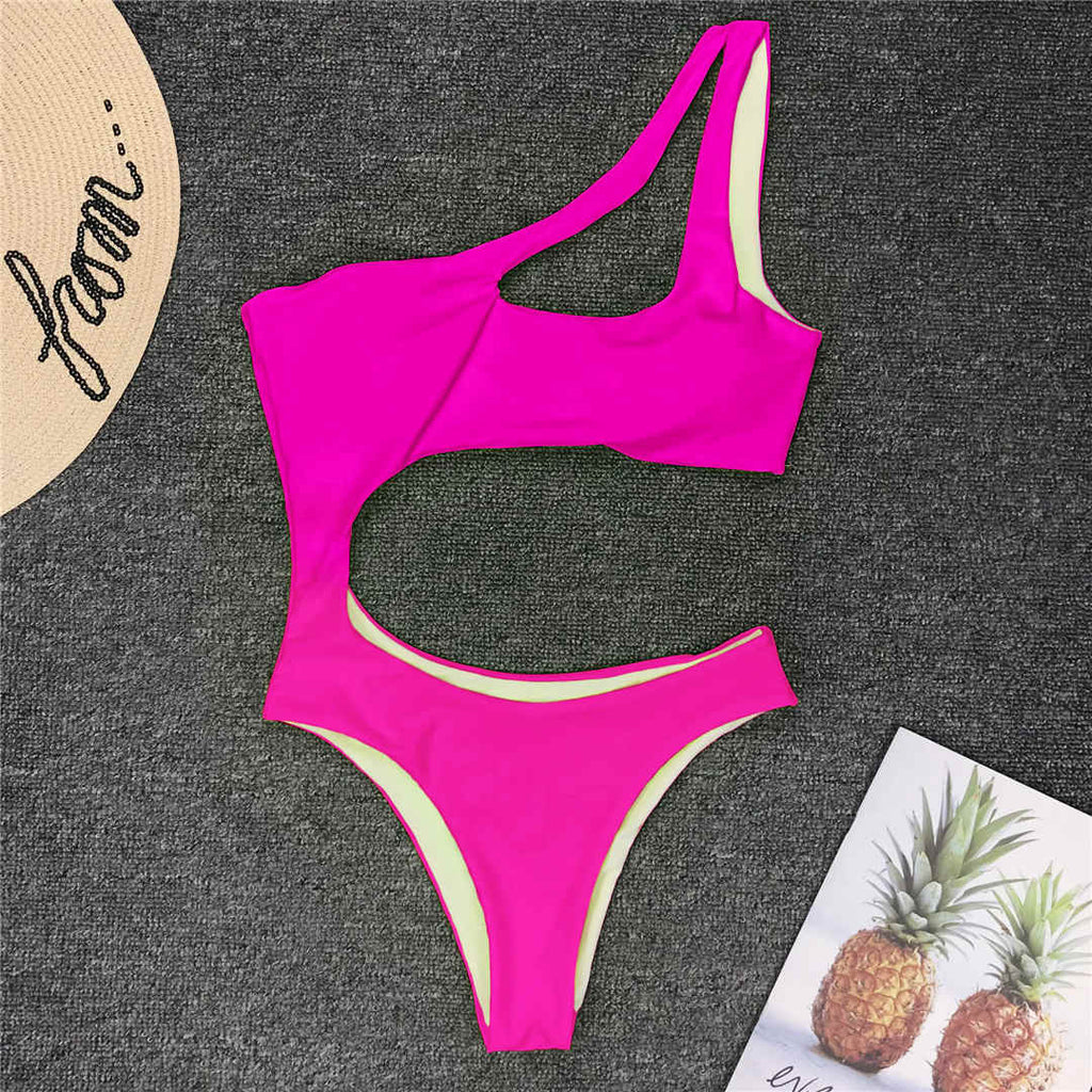 Bikini N' Waves: One Piece Swimsuit - Key West Luxe Monokini