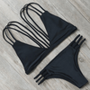 Bikini N' Waves: Two Piece Swimsuit - Soho Multi Strap Bikini Set