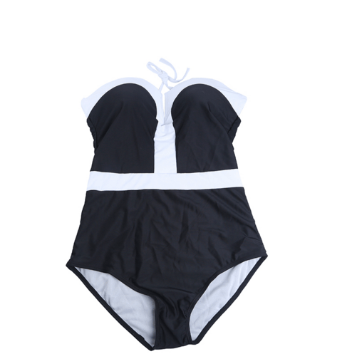 Bikini N' Waves: One Piece Swimsuit - Sicily Monochrome Swimsuit