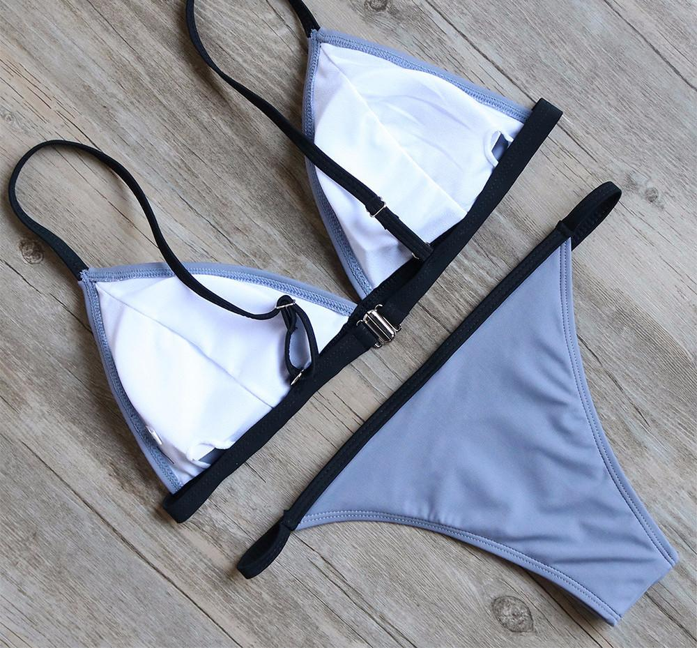 Malibu Attractive Bikini Set
