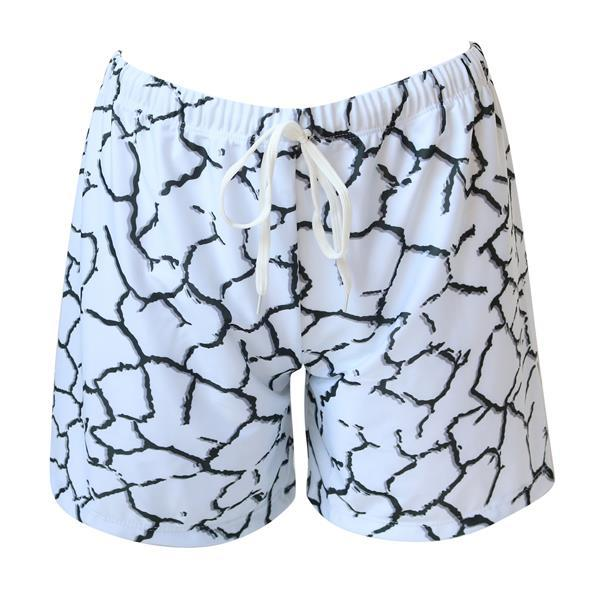Bikini N' Waves: Men's Shorts - Leeds Printed Shorts
