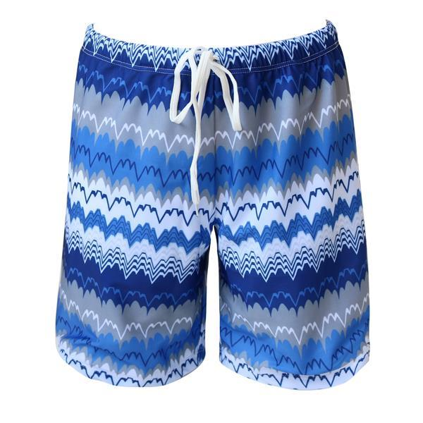 Bikini N' Waves: Men's Shorts - Lyon Wave Shorts
