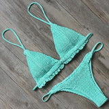 Bikini N' Waves: Two Piece Swimsuit - Moscow Cheeky Amazing Bikini Set