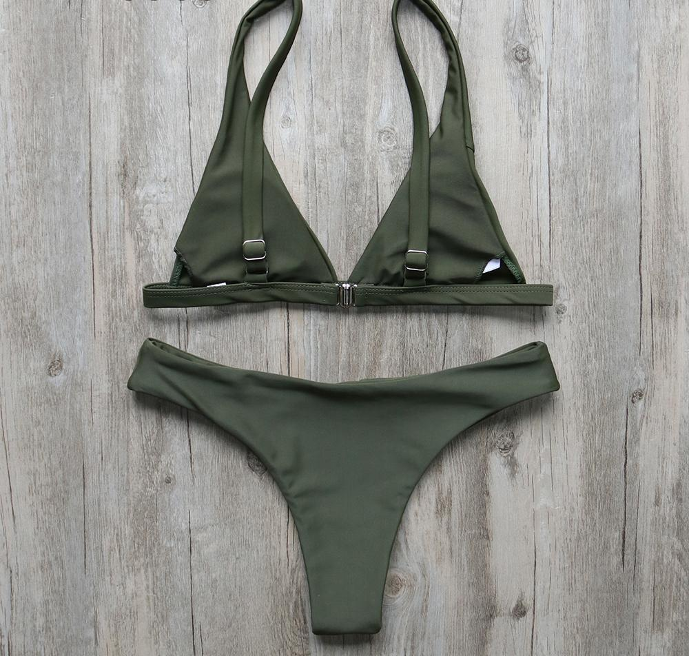 Bikini N' Waves: Two Piece Swimsuit - Manhattan Premium Bandage Bikini Set