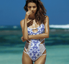 Bikini N' Waves: One Piece Swimsuit - Toronto Mesh Outstanding Swimsuit