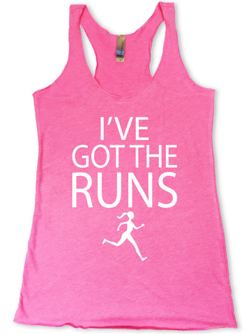 I've Got the Runs tank top