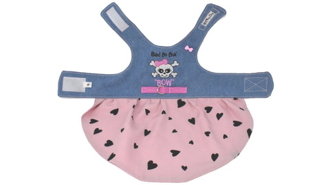 Bad To The Bow Skirt Harness