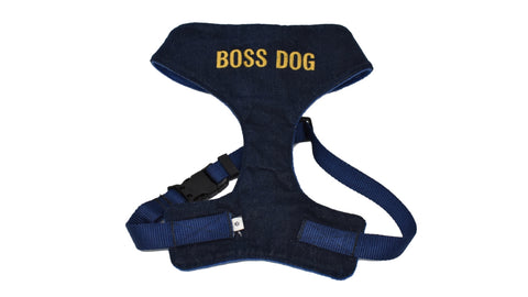 Boss Dog Over-The-Head Harness