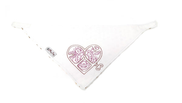 Clockwork Heart Bandana