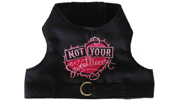 Not Your Sweetheart Harness