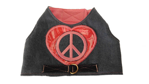 Peace & Love Harness
