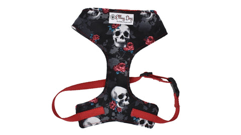 Skull & Roses 2.0 Over-The-Head Harness