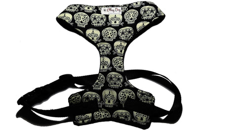 Sugar Skull Overhead Harness