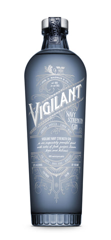 Vigilant Navy Strength Gin