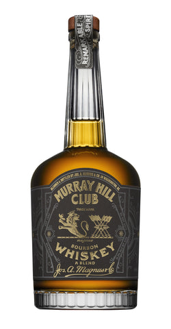 Murray Hill Club Blended Bourbon Whiskey