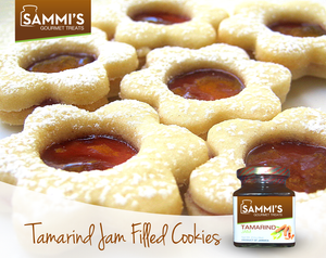 Recipe: Tamarind Jam Filled Cookies