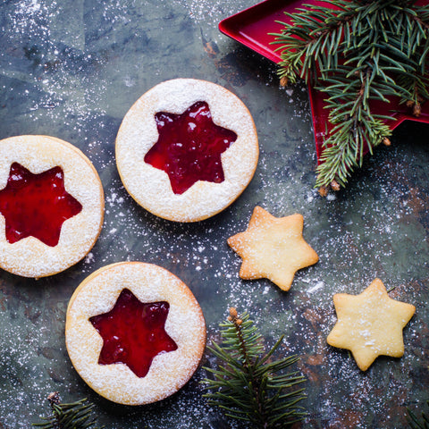 A Jamaican Christmas Cookie Recipe with Sorrel Jam