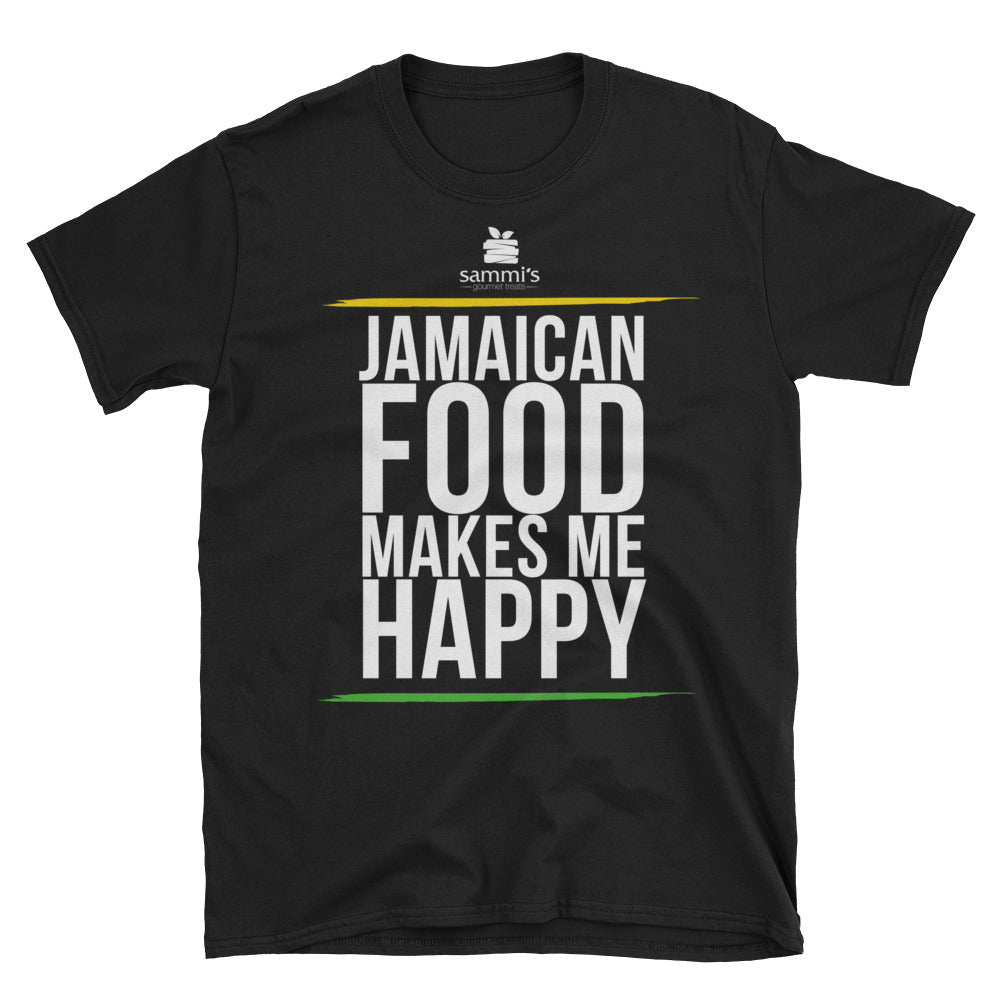 Jamaican Foodie Shirt