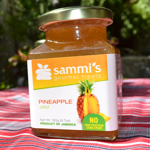 Pineapple Jam 6.7oz