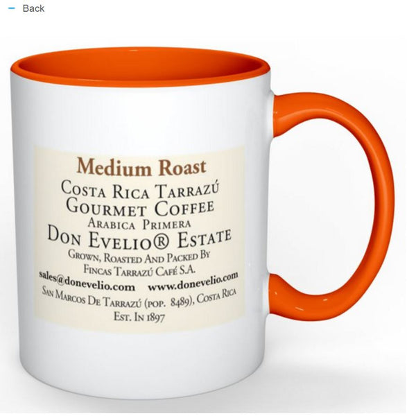Limited Edition Holiday, collectible coffee mug, Medium Roast Logo