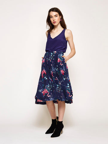 Frances Skirt - Nemophily