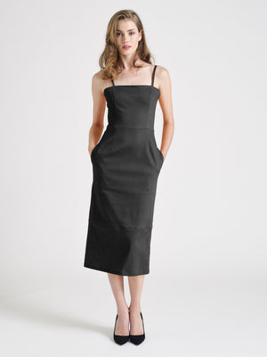 Capella Dress - Black