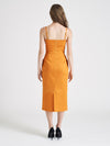 Capella Dress - Marigold