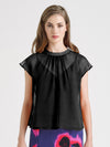 Ophelia Top - black
