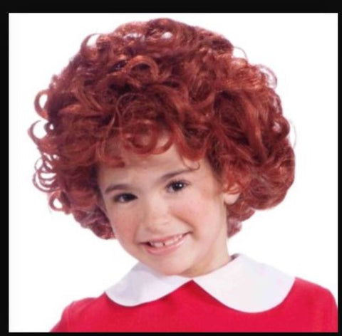 Forum Novelties Orphan Annie Child's Costume Wig - Forum Novelties NEW Free Ship