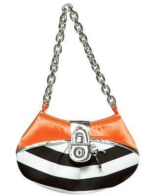 Prisoner Purse made by Rasta Impasta - Jail Purse Costume Accessory
