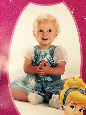 Disney Princess Baby Cinderella Costume - Infant Cinderella Costume - Infant