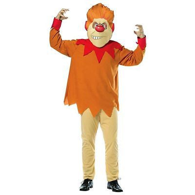 The Year Without Santa Clause Mr. HEAT Miser Costume Adult