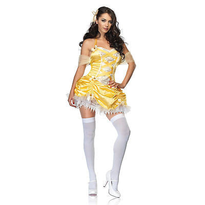 "Leg Avenue ""Storybook Beauty"" Belle Costume Size  SM/MD"