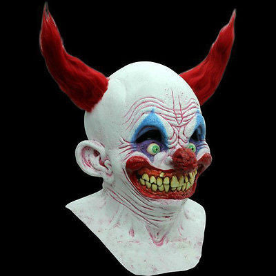 Mask Ghoulish Productions Clown Chingo Mask