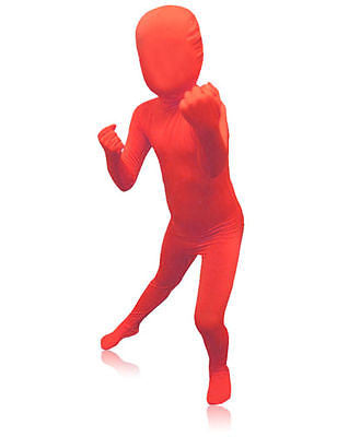 M-Suit - Child Invisible Red Costume