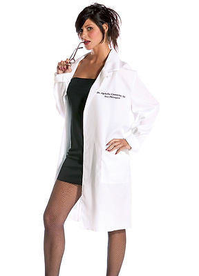 Sex Therapist Adult Costume  Dr. Coat - Dr. Ophelia Cummings - OS
