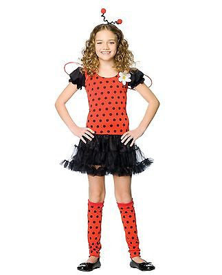 Leg Avenue Daisy Bug Childs Costume Size XS 3-4 - NEW