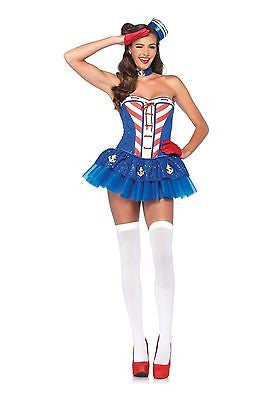Leg Avenue Starboard Sweetie Sexy Sailor Costume