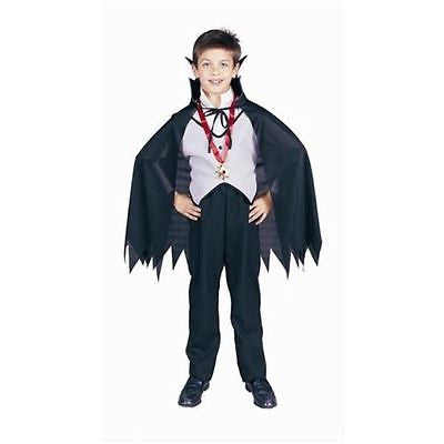 RG Costumes 90112- S Dracula Vampire Boy Costume Size Child- Small